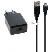 3A. oplader met USB kabel 2 Mtr. CAT B10- B100- B15- B15Q- B25- B30- S30- S40- S50- S60. Adapter stekker met oplaadkabel - laadsnoer. Thuislader - reislader met laadkabel oplaadsnoer. Snel laden met 3A!