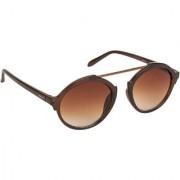 Arzonai Spartan MA-005-S4 Unisex Round Sunglasses