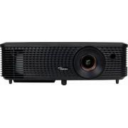 Videoproiector Optoma W330 WVGA 3000 lumeni Negru