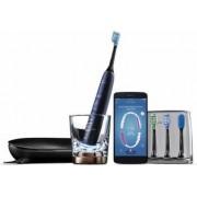 Periuta electrica sonica Philips Sonicare DiamondClean Smart cu aplicatie 3 nivele de intensitate Albastru