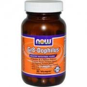 Пробиотици GR 8 Dophilus - 60 капсули, NOW FOODS, NF2912