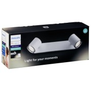 Philips Hue Adore LED Spot 2lmp. White Am. white
