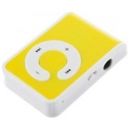 Trendz Best Price Quality Clip Style Portable MP3 Player + USB Cable + Earphone