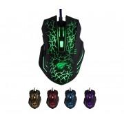 Mouse Gaming Havit HV-MS672, optic, 7culori Led, 6 Butoane, 3200 DPI, cablu USB