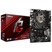 MB, ASRock Z390 PHANTOM GAMING 4S /Intel Z390/ DDR4/ LGA1151 (90-MXBA90-A0UAYZ)