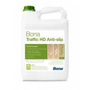 Lac pentru parchet Bona Traffic HD Antislip 4.95L
