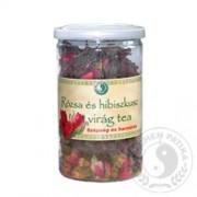 Dr. Chen rózsa és hibiszkusz virág tea, 50 g