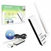 TP-Link TL-WN722N - 150Mbps High Gain Wireless USB Adapter (на изплащане), (безплатна доставка)