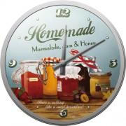 Ceas de perete - Homemade Marmelade - Ø31 cm
