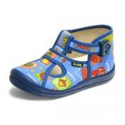 Dětská obuv domácí Fare 4114407 sandálek