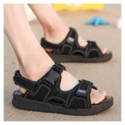 Sandalias Zapatillas Casual Fashion-Cool Para Hombre-Negro