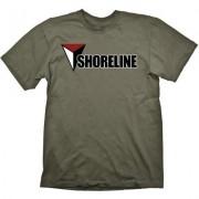 Тениска Uncharted 4, Shoreline Army, Gaya Entertainment, S