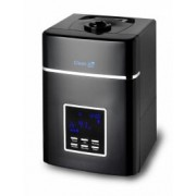 Umidificator si purificator Clean Air Optima CA604 black, Ionizare, Display, Timer, Rata umidificare 480ml/ora, Consum 38-138W/h