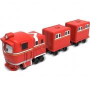 Silverlit Robot Trenuri de tren Locomotiva universală Alf
