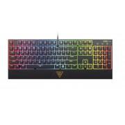 GAMDIAS GKB1050 USB Black keyboard
