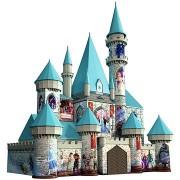 Ravensburger 3D 111565 Disney Jégvarázs Kastély