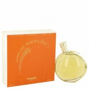 L'ambre Des Merveilles For Women By Hermes Eau De Parfum Spray 3.3 Oz