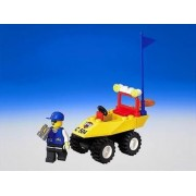 LEGO 6437 Beach Buggy Æ'Å'Æ'S Course guard buggy