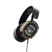 SteelSeries Arctis 5 PUBG Edition RGB 7.1 Surround Геймърски слушалки с микрофон