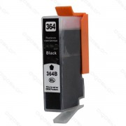 HP : Cartuccia Ink-Jet Compatibile ( Rif. 364XL BK ) - Nero - ( 550 Copie )