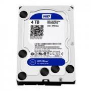 """HDD 4TB WD Blue 3.5"""" SATAIII 64MB (2 years warranty)"""