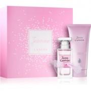 Lanvin Jeanne Lanvin lote de regalo III eau de parfum 50 ml + leche corporal 100 ml
