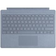 Tastatura Wireless Microsoft Signature FFP-00013 Type Cover pentru Microsoft Surface Pro 4/Pro, Ice Blue