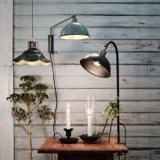 Strömshaga Bordslampa Pelle Svart/Mässing