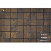 FLAGPOOL Akril szöveterősített fólia 1,5mm arany mozaik 1,6m 57504/GOLD .-/m2
