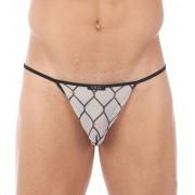 Gregg Homme WIRED Pouch G String Underwear White 140114