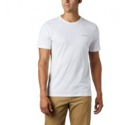 Columbia T-shirt Rapid Ridge - Homme Blanc CSC TextuRouge Dot XL
