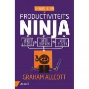 Zo word je een productiviteitsninja - Graham Allcott
