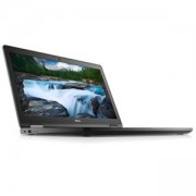 Лаптоп Dell Latitude E5580, Intel Core i5-7440HQ (2.80 GHz, 6M), 15.6 инча, N002L558015EMEA_UBU