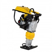 Mai compactor Stager SG 80 LC motor Loncin, 4.1 CP, forta de impact 13 kN, 2.8 l