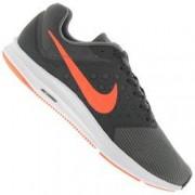 Nike Tênis Nike Downshifter 7 - Masculino - CINZA ESC/LARANJA