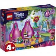 Конструктор Лего Тролчетата - Шушулката на Poppy, LEGO Trolls World Tour, 41251