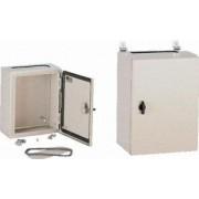 Fém elosztószekrény teli ajtóval (300*250*150) szerelőlap nélkül Schneider Electric