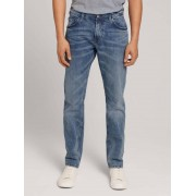 TOM TAILOR DENIM Jeans Piers super slim, light stone wash denim, 34/32