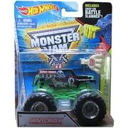 Monster Jam Grave Digger with Snap-On Battle Slammer