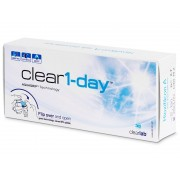 Clear 1-Day (30 db lencse)