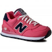 Сникърси NEW BALANCE - WL574POP Розов