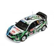 FORD FOCUS RS WRC08 Nº5 Wilson-Martin Wales GB Rally 2009