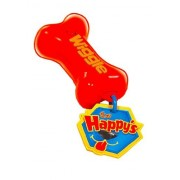 The Happys Happy Treat Wiggle Red