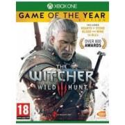 Joc The Witcher 3 Wild Hunt Goty Edition - Pentru Xbox One