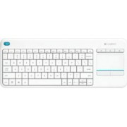 Tastatura Wireless Logitech K400 PLUS Alba
