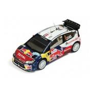 CITROEN C4 WRC Nº1 S. Loeb - D. Elena Ganador Rally de Francia 2010 (World Champion)