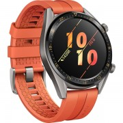 Smartwatch Huawei Watch GT Active Edition, 46mm, Grey/Orange