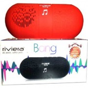 Bang Series Bluetooth FM MMC Support Crystal Sound Speaker