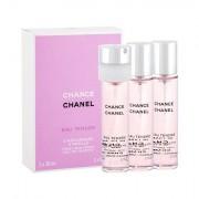 Chanel Chance Eau Tendre toaletní voda náplň 20 ml pro ženy