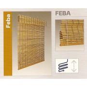 Bambusová roleta Feba 120x120cm